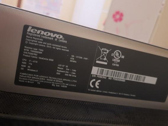 Lenovo Usado ,computador Touch-screen, 3d,com 10 Polegadas,