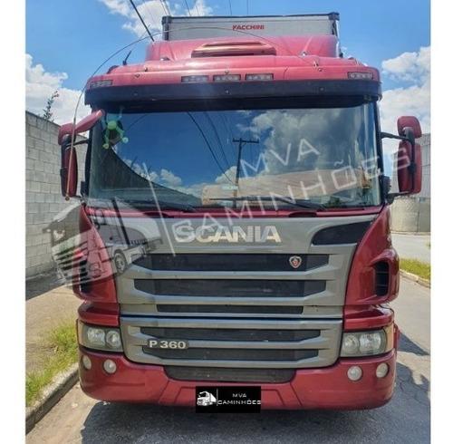 Caminhão Scania P 360 - 6x2 T