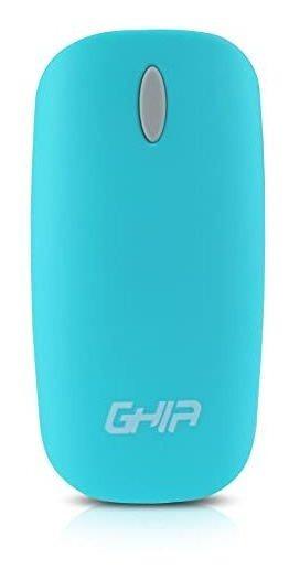 Ghia Volta Bateria De Respaldo Power Bank 4000 Mah Azul