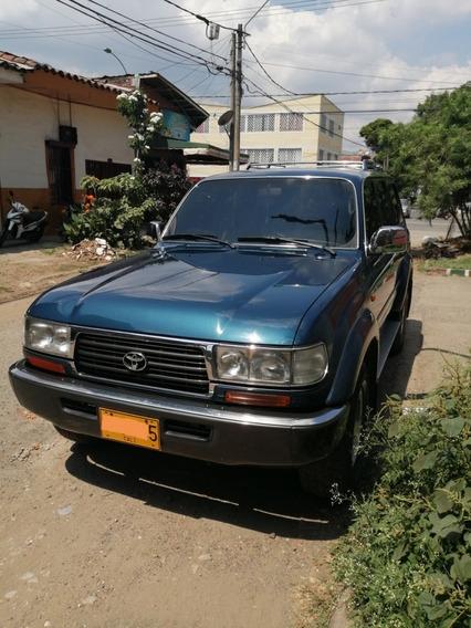Toyota Land Cruiser 4.5 Burbuja Excelente Estado