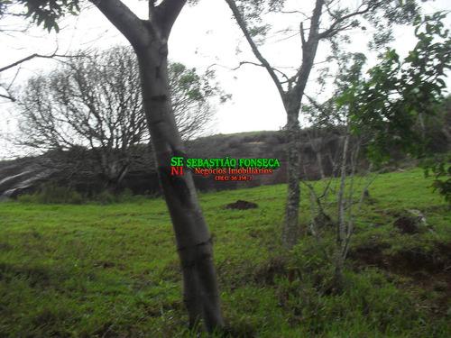 Sítio - Chácara Com Nascente De Água, Zona Norte De São Jose Dos Campos - 260