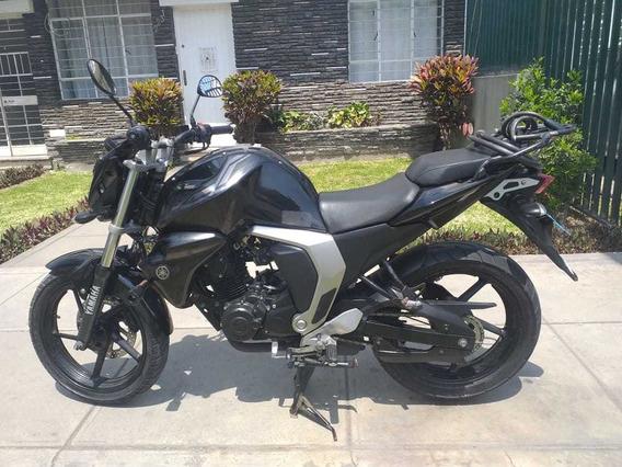 Yamaha Fzfi 150cc Negra