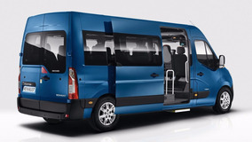 Renault Master Furgon Minibus 15+1 Con Asientos 0km L S