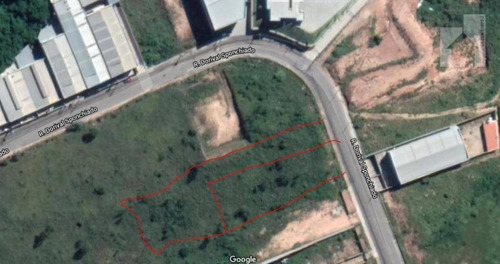 Imagem 1 de 3 de Terreno À Venda, 500 M² - Loteamento Olaria Parque Empresarial - Várzea Paulista/sp - Te0331