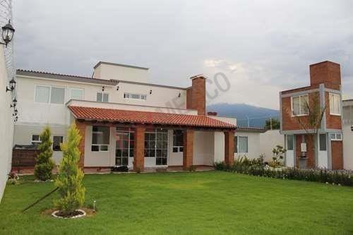 Casa De Descanso En Venta En Atlixco Cerca De Metepec, Atlimeyaya, Las Truchas Y Punto Marconni.