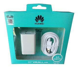 Cargador Celular Huawei Doble Usb Carga Rapida
