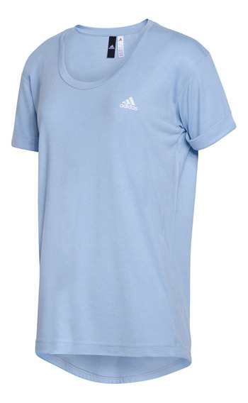 Remera adidas Training W Must Haves My Basic 2 Mujer Ce