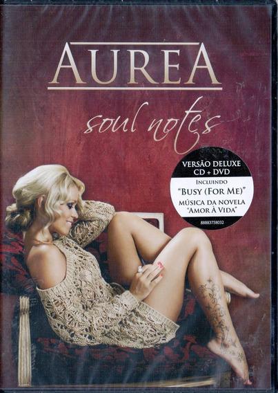 Dvd + Cd Aurea - Soul Notes - Novo***