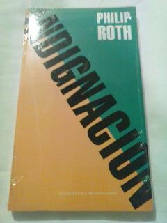 Libro Indignación De Philip Roth