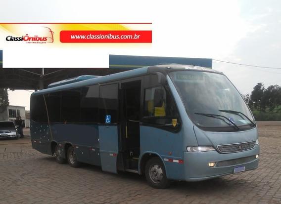 A Classi Onibus Vende Marcopolo Senior Gvi 2002 Trucada 9150