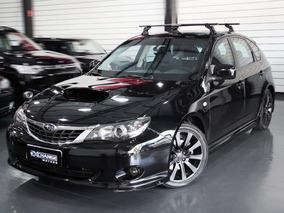 Subaru Impreza 2.5 Wrx Turbo Awd 2008 Blindado