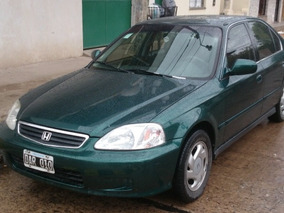 Honda Civic 1.6 Ex At 1999