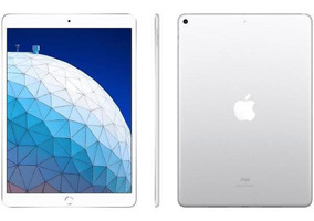 iPad Air Apple 256gb Prata 10,5 Retina - proc. Chip A12 Câm