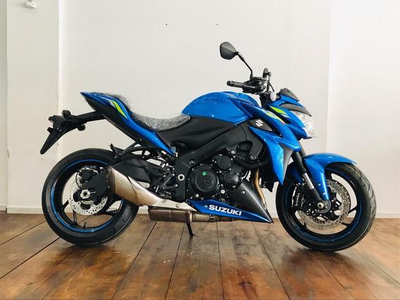Suzuki Gsx-s 1000za 2020 Azul