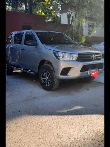 Toyota Hilux 2.4 Cd Dx 150cv 4x2 2018