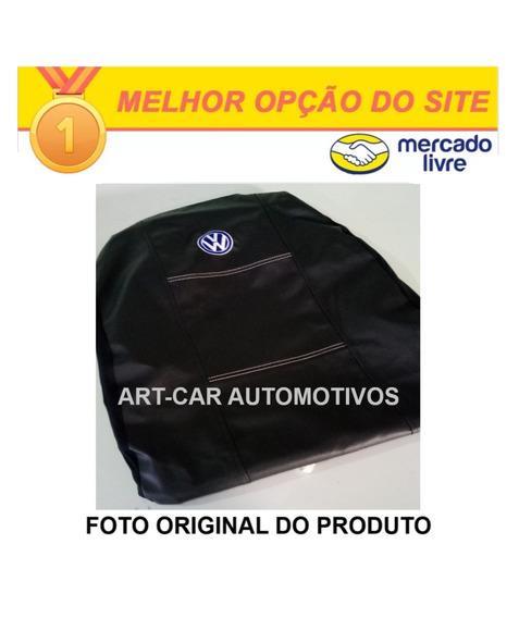 Jogo De Capas P/ Banco Recaro 100% Couro P/ Saveiro