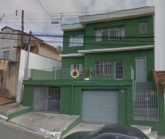 Casa Residencial Para Locação, Vila Endres, Guarulhos. - Ca0468