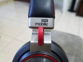 Novo Headphone Easy Mobile Freedom 2 Sound Preto - Original