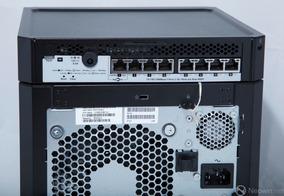 Hp Microserver Sas Xeon Controladora Switch Giga Gerenciavel