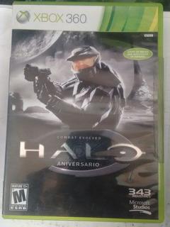 Halo Aniversario Xbox 360 Original Físico