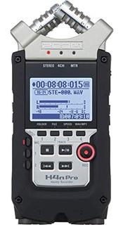 Zoom H4n Pro Digital Multipista Grabadora