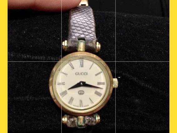Relógio Gucci Vintage 100% Autêntico Original