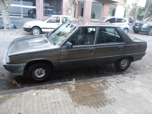 Renault 9 Gtl 92 (solo Mero Poseedor)  2° Dueño Muy Bueno