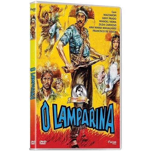 Dvd Mazzaropi*/ O Lamparina