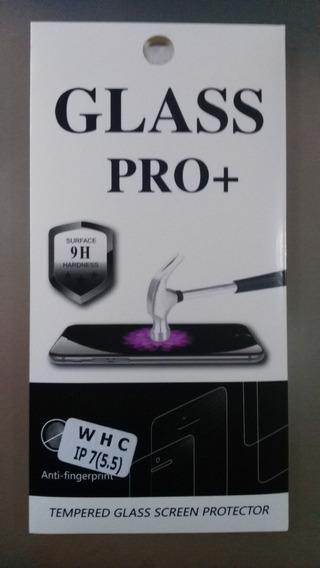 Mica Protectora Vidrio Templado Celular Apple iPhone 7 5.5