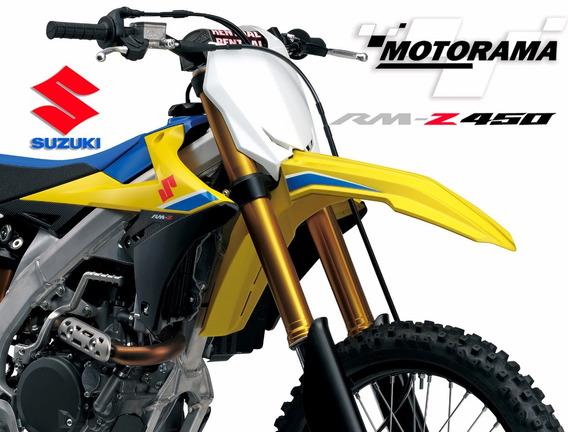 Moto Cross Suzuki Rmz 450 0km Entr. Inmediata
