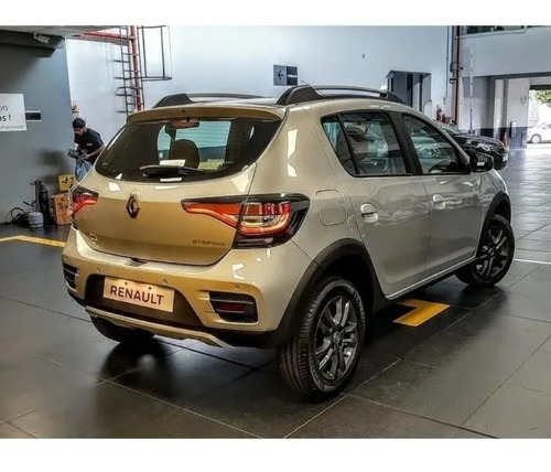 Renault Sandero Stepway 1.6 Zen Tomo Anticipo Y Cuota Fij Jl