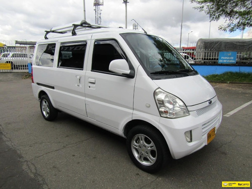 Chevrolet N300 Van Full Equipo