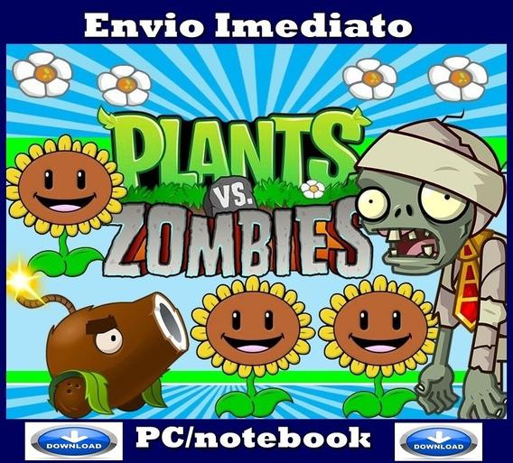 Plants Vs Zombie 1 Para Pc Em Português !!