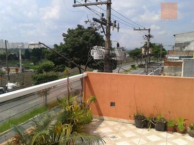 Sobrado 2 Dormitórios À Venda, Engenheiro Goulart, São Paulo. - So0430