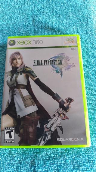 Final Fantasy Xlll - Xbox 360