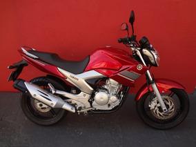 Yamaha Ys 250 Fazer 2014 Vermelha