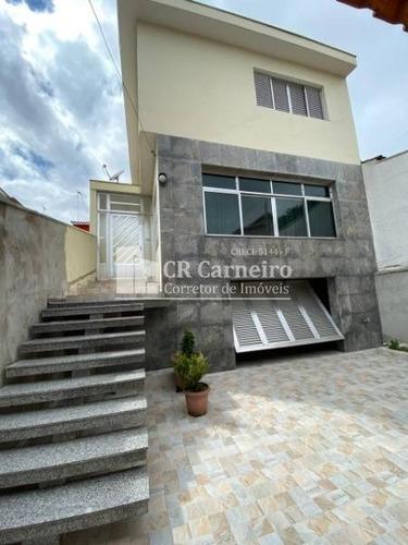 Imagem 1 de 20 de Sobrado Para Venda No Bairro Vila Domitila, 3 Dorm, 1 Suíte, 3 Vagas, 220 M - 1578