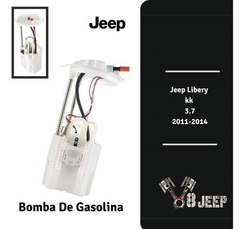 Bomba De Gasolina Jeep Cherokee Kk 3.7 2008 A 2014