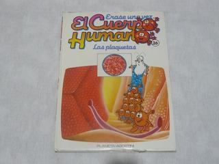 Erase Una Vez El Cuerpo Humano Lote De 10 Libros