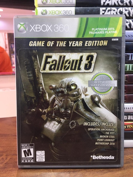 Fallout 3 - Xbox 360 - Original
