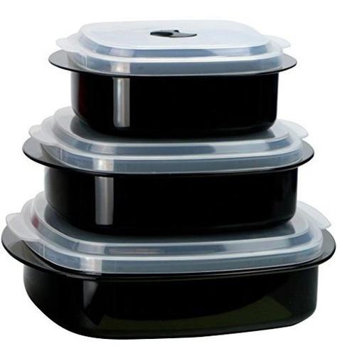 Recipiente para microondas Basics