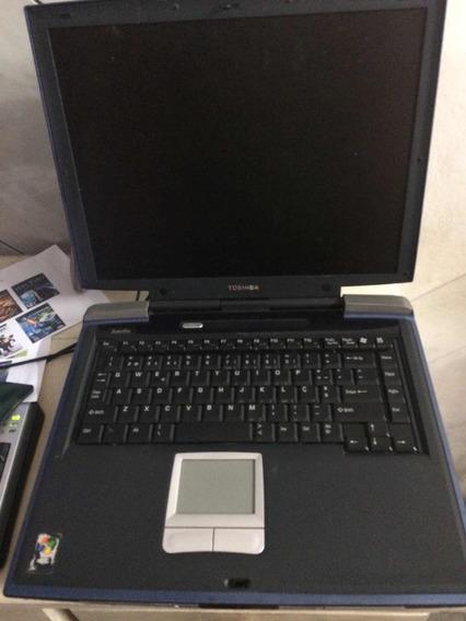 Notebook Toshiba Satellite Sa20-s103