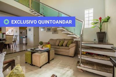 Casa Mobiliada Com 5 Dormitórios E 3 Garagens - Id: 892908437 - 208437