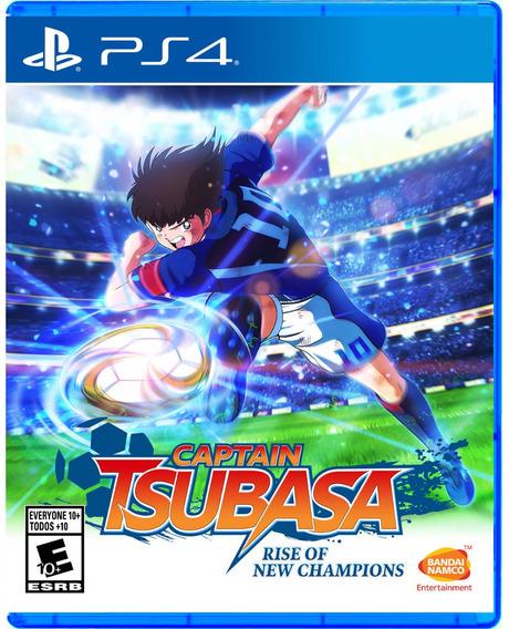 ..:: Capitan Tsubasa Rise Of New Champions ::.. Ps4 Gamecent