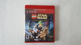 Jogo Lego Star Wars The Complete Saga - Ps3 - Original