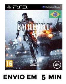 Battlefield 4 Português Ps3 Psn Envio Imediato