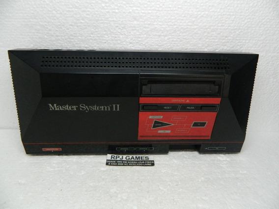 Master System 2 Somente O Console - Funcionando - Loja No Rj