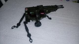 Lança Raio Laser Comandos Em Ação Estrela + Manual