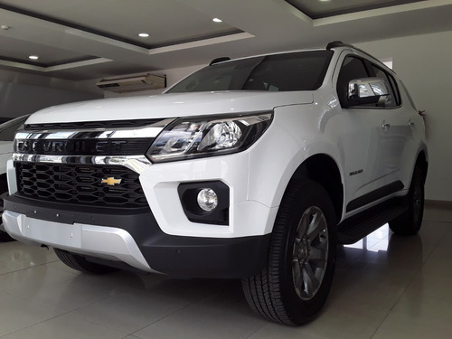 Chevrolet Trailblazer 2.8 Tdci 4x4 Ltz At 200cv