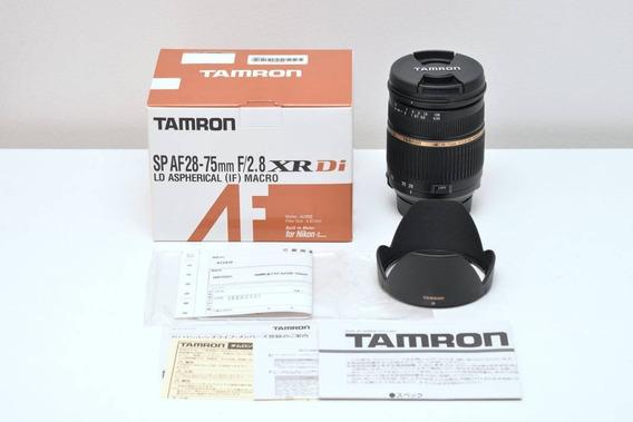 Nikon Tamron 28-75 2.8 Fullframe Impecável!